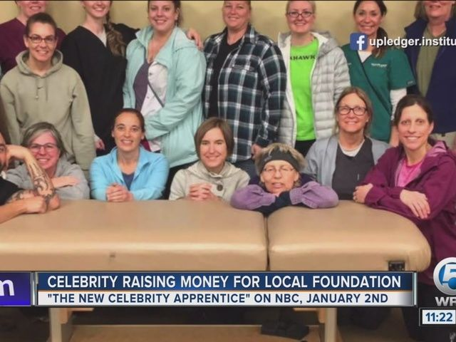 """John Matthew Upledger explains how a Palm Beach Gardens foundation could benefit from the 'New Celebrity Apprentice"""" and an appearance by former Miami Dolphins star Ricky Williams."""