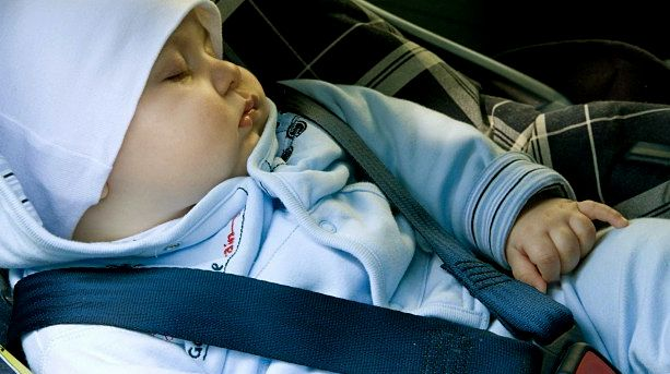 How To Keep Baby From Sweating In Car Seat