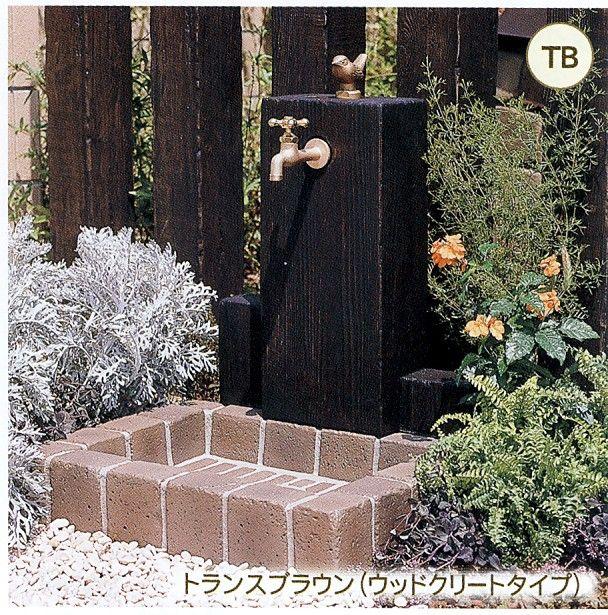 - ガーデンの新商材Nikko -不凍立水栓
