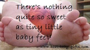 Baby Poems: tiny little baby feet