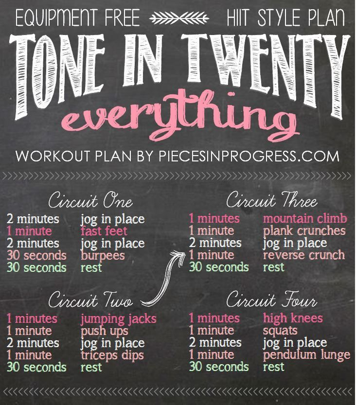 The HIIT Bridal Workout Plan for Any Fitness Level