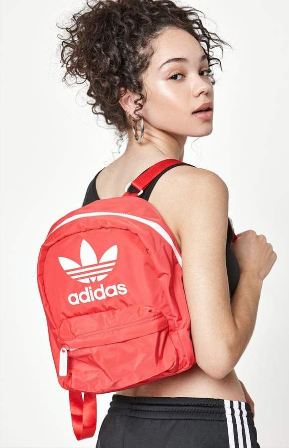 e8735f55a6c adidas Red National Compact Backpack ad   Adidas   Pinterest ...