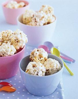 Rezept: Popcornbälle