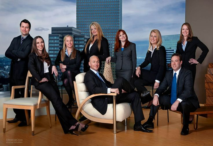 Photography Inspiration - Large Group Portraiture - Corporate Portraiture - Business Headshot - Indoor Photography
