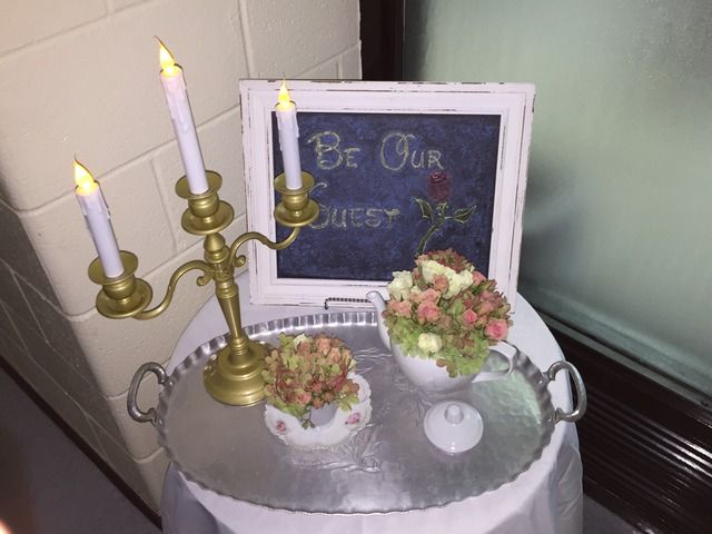 beauty and the beast bridal shower - Google Search ...