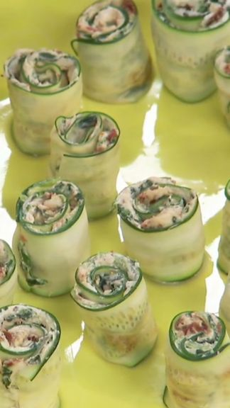 Give your guests options with these vegetarian and gluten-free finger foods!