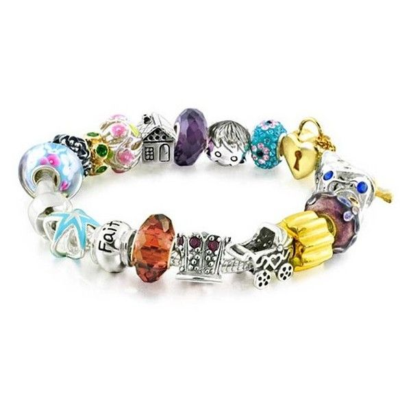 Bling Jewelry 925 Sterling Silver Mothers Bead Charm