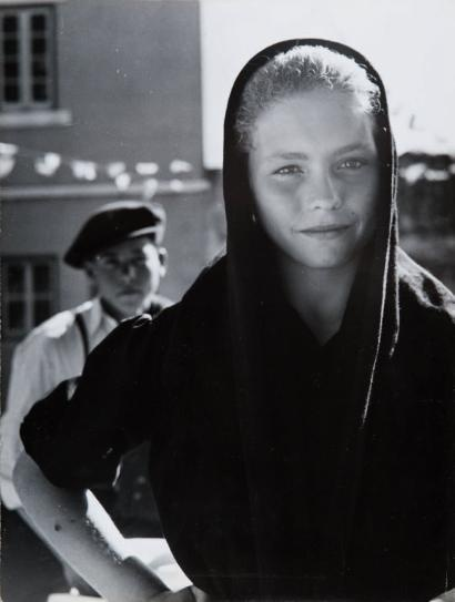 Jean Dieuzaide (1921-2003) - Tiulinda (1954), Portugal.