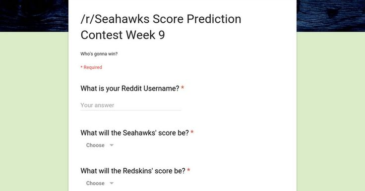 cool Score Prediction Contest: Seattle Seahawks vs Washington Redskins  Check more at https://www.matchdayfootball.com/score-prediction-contest-seattle-seahawks-vs-washington-redskins-week-9/