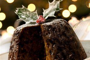 Stir-up Sunday and Christmas pudding tips #christmas #plumpudding