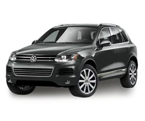 2014 Volkswagen Touareg - Canyon Grey Metallic