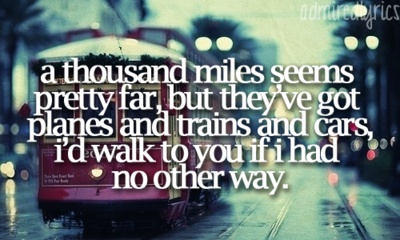 Hey There Delilah... Plain White T's
