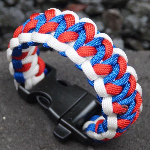 Liberty Paracord Survival Bracelets