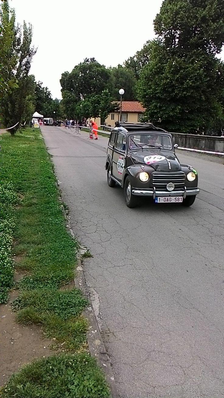 FIAT* TOPOLINO* 500 C BELVEDERE ANNO1955.