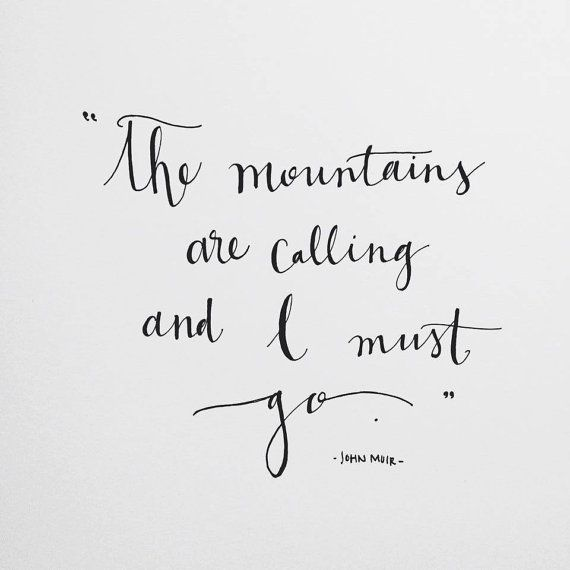 25+ Best Mountain Quotes On Pinterest