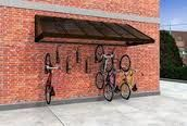 The various types of parking options include:  Cycle racks or stands: These cost effective parking lots are fitted in toast rock formation, allowing users to fix the cycle both at the wheels and frame.    Shelters: They provide covered bike parking facilities that are ideal for cycles which will be parked for longer periods of time. Valuable additions that can be made here include powder coating, lockers, cladding options, lighting and CCTV.  Cycle compounds: