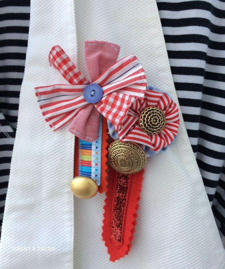 Karnevals-Orden für das neue Karneval / Fasching Outfit auch bei RENT A TAILOR RENT A TAILOR