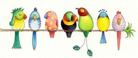 ExoticBirds – Haifa Nouayhed