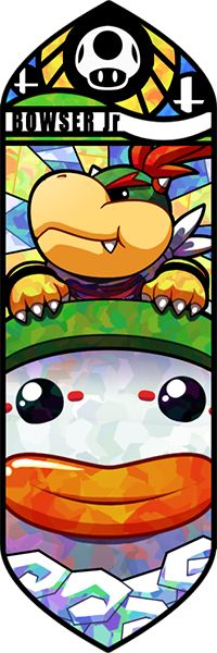 Smash Bros - Bowser Jr by Quas-quas on deviantART
