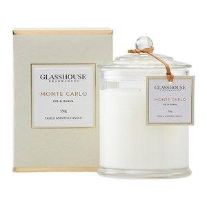 GLASSHOUSE Standard Candle Monte Carlo Fig & Guava