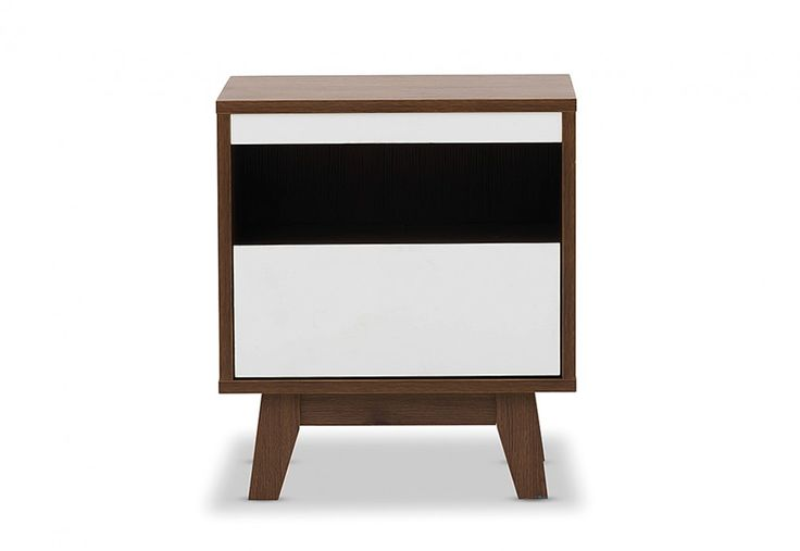 Andi 1 Drawer Bedside | Super Amart