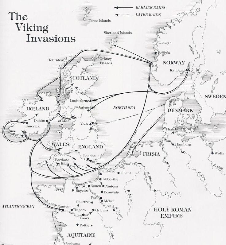 El Asedio Vikingo de París (885-886) | Mundo Historia