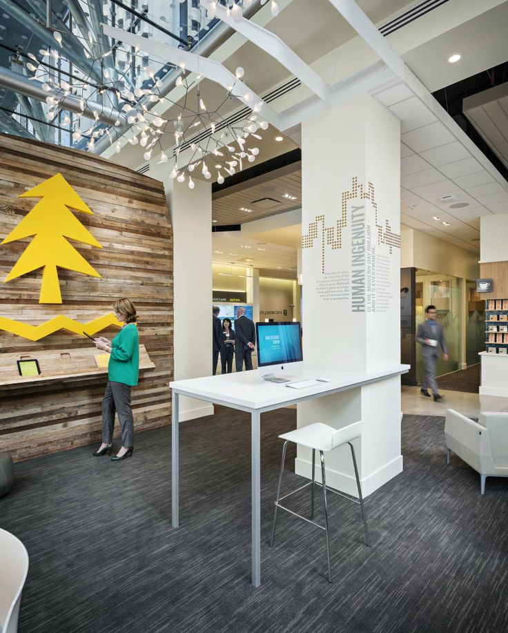 395 Best Images About Bank On Pinterest Design Concepts Self Service And Commercial Interiors