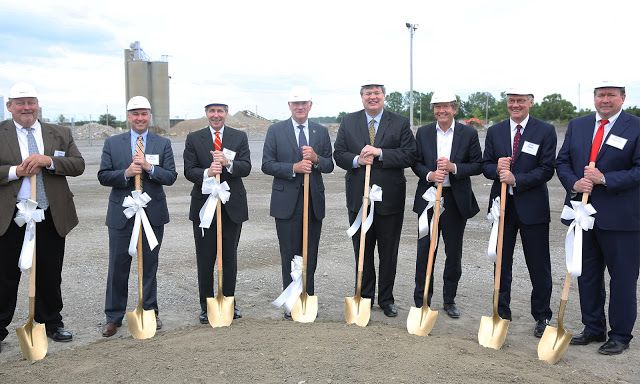 The Global Miller: 02/05/2017: Calysta, Cargill officially break ground on NouriTech, a new feed production plant in Memphis, USA