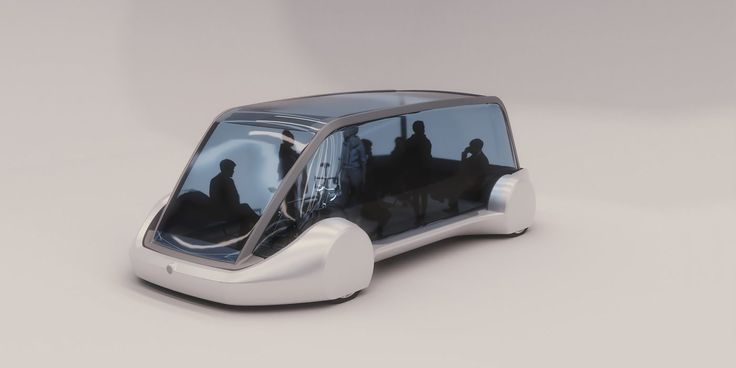 Check This Tesla Underground Electric Minibus The Boring Company's site has got some information regarding the new Tesla underground electric minibus. The idea belongs to the head of Tesla Motors Elon Musk. This vehicle is expected to be used in a new system of underground high-speed communications under large cities. Details about the...