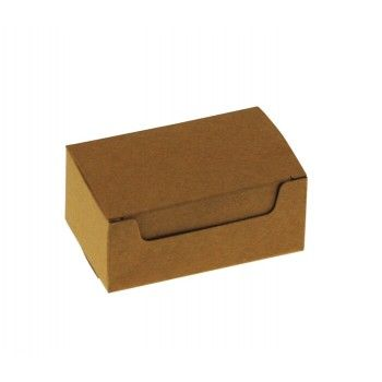 Brown Kraft Rectangular Boxes | The Party Cupboard