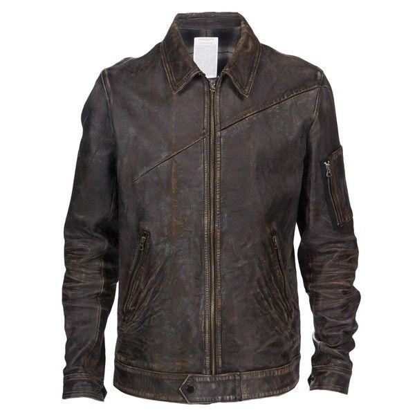 Best 20  Distressed leather jacket ideas on Pinterest | Motorbike ...