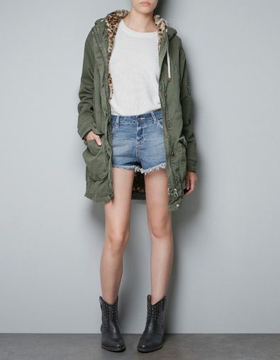 The most amazing parka jacket ever <3