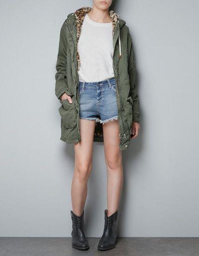 The most amazing parka jacket ever <3