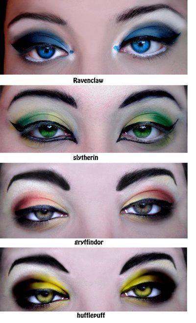 harry potter class makeup please read by ~ynocencia on deviantART