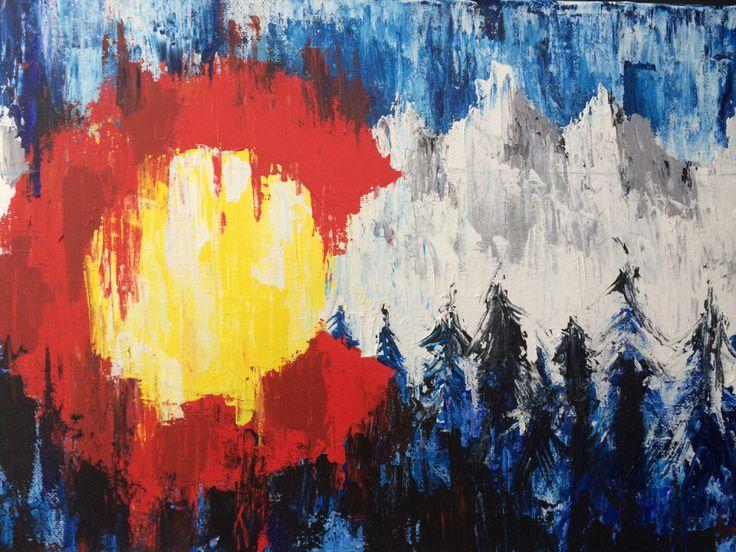 Canvas | Ready, Paint, Fire! Colorado
