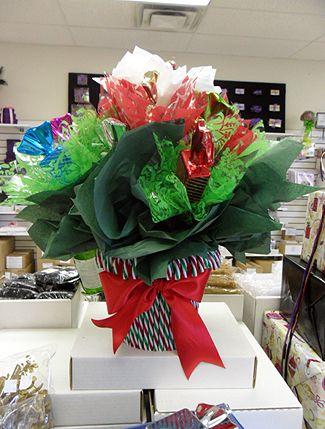 DIY Candy Bouquet!