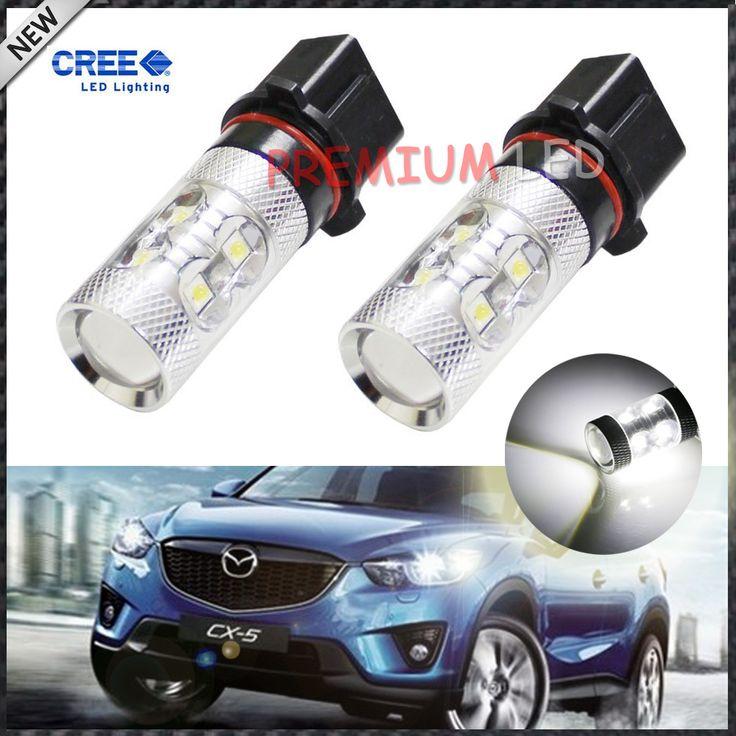 $18.89 (Buy here: https://alitems.com/g/1e8d114494ebda23ff8b16525dc3e8/?i=5&ulp=https%3A%2F%2Fwww.aliexpress.com%2Fitem%2F2pcs-Error-Free-Canbus-High-Power-White-P13W-PSX26W-50W-CREE-LED-Bulbs-For-car-Mazda%2F32274689340.html ) 2pcs Error Free Canbus High Power White P13W PSX26W 50W CRE'E LED Bulbs For car Mazda CX-5 Daytime Running Lights for just $18.89