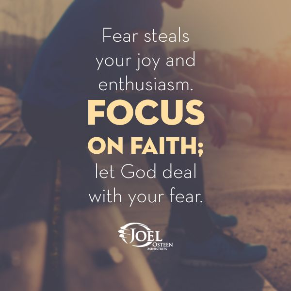 Read Joel Osteen's latest inspirational quotes and daily devotional teachings and scripture for today
