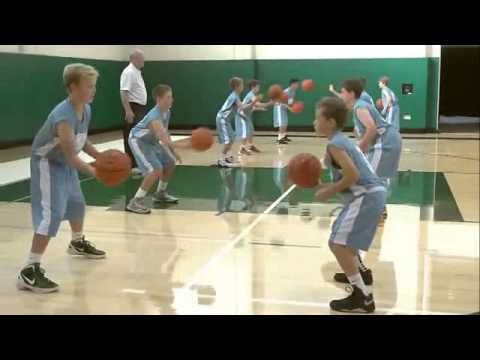 Passing Drill for Youth Basketball Baker Drills Review by George Karl | Youth Sports Fans