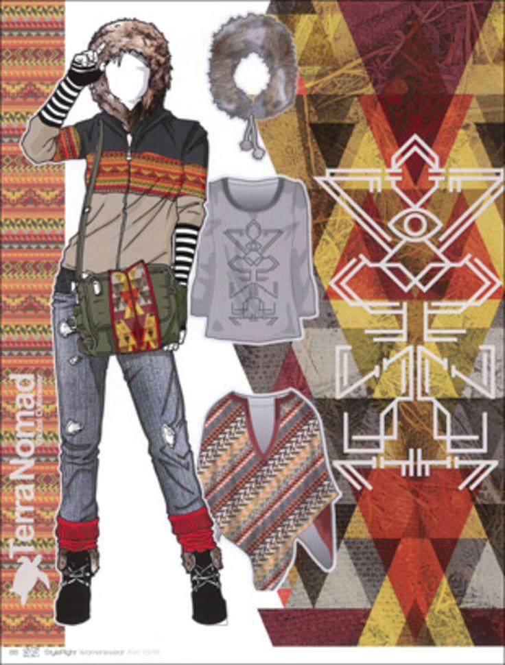 Style Right Womenswear Trendbook - A/W 13/14
