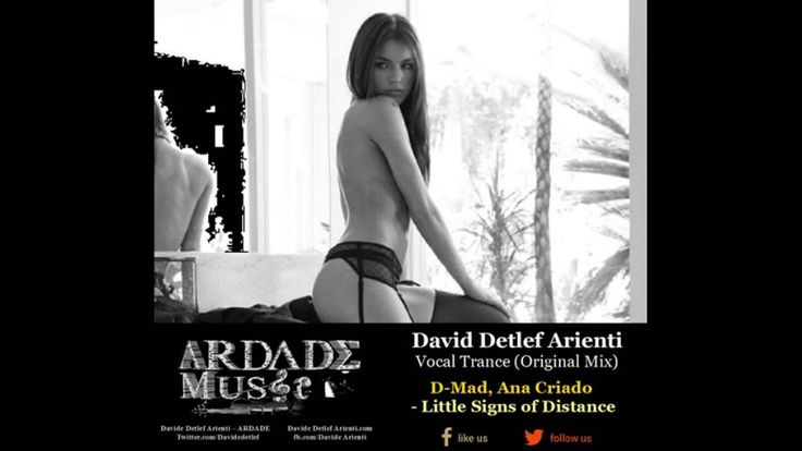 Emotional Vocal Trance - D Mad, Ana Criado - Little Signs of Distance (O...