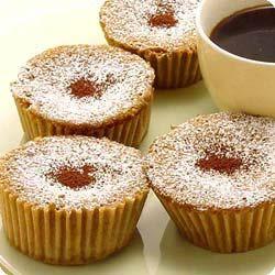 コーヒー風味カップケーキ