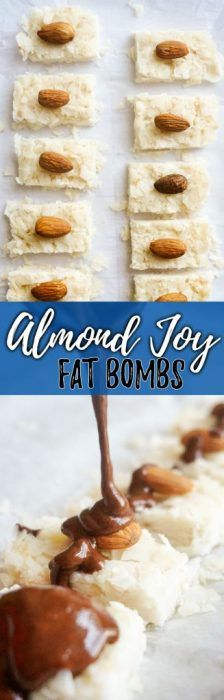 This Almond Joy Recipe tastes like the candy from your childhood with the macros of a fat bomb! (Ketogenic Recipes Keto)
