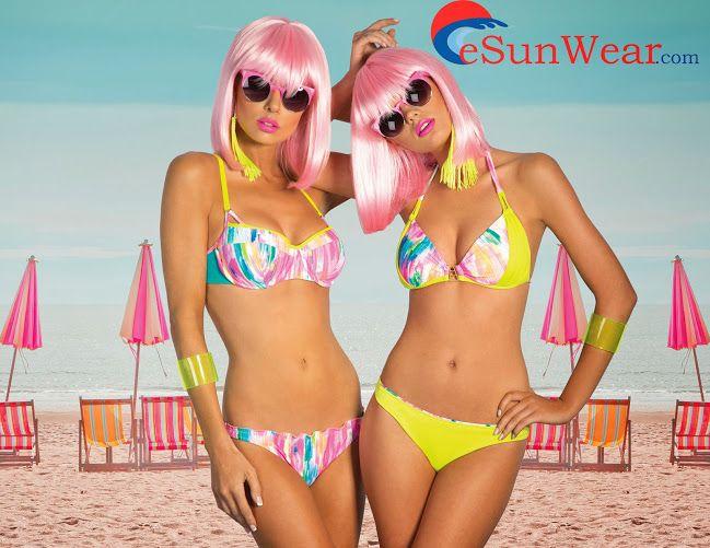 Image result for esunwear swimwear advertisement