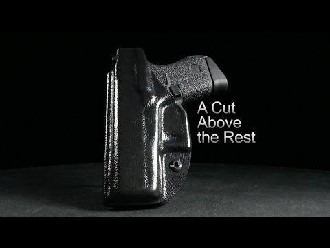 The Vedder LightTuck - A Cut Above the Rest - YouTube