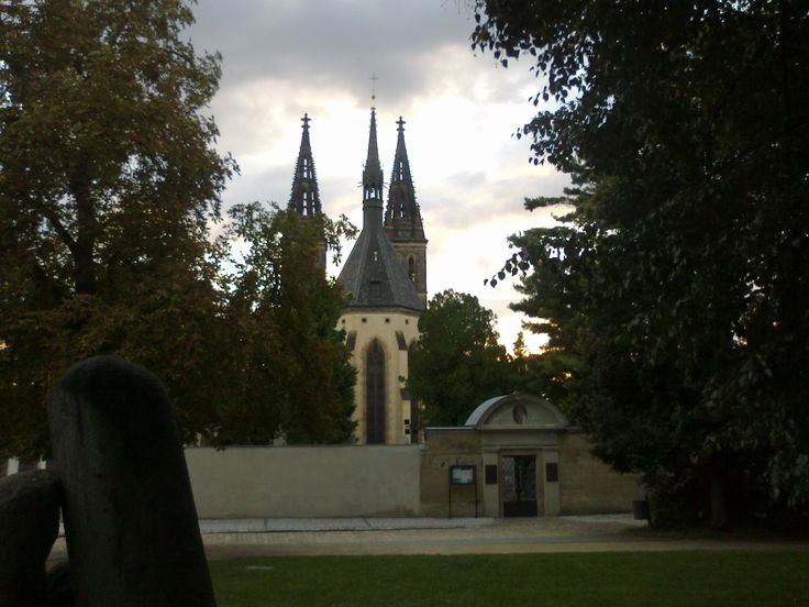 Vyšehrad, Praha