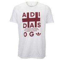 adidas Originals Graphic T-Shirt - Men's at Foot Locker
