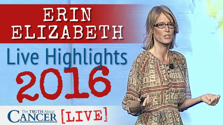 "Erin Elizabeth - Highlights 2016 - The Truth About Cancer LIVE  || Holistic Doctors Death in the USA - ✅WATCH VIDEO👉 http://alternativecancer.solutions/erin-elizabeth-highlights-2016-the-truth-about-cancer-live-holistic-doctors-death-in-the-usa/   	  Join us watching the live stream of The Truth About Cancer 2017 here: Here's a short video of the highlights of Erin Elizabeth's presentation (from Health Nut News) ""The Holistic Doctors Death in North America"