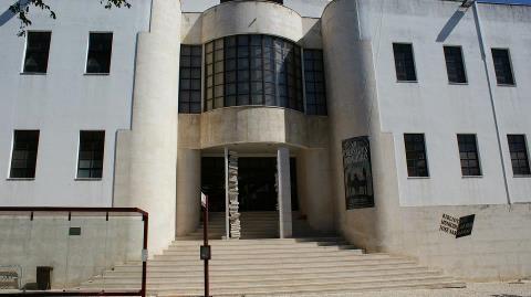 Biblioteca José Saramago- Beja, Portugal