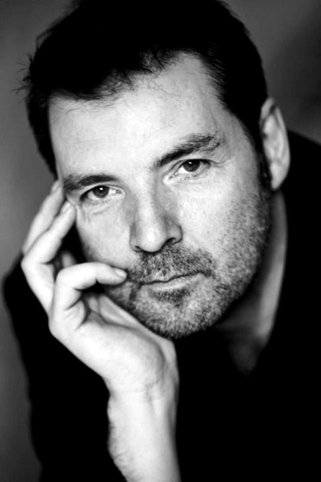 Brendan Coyle - great British character actor! North and South as Mr. Higgins, in Downtown Abbey as Mr. Bates.